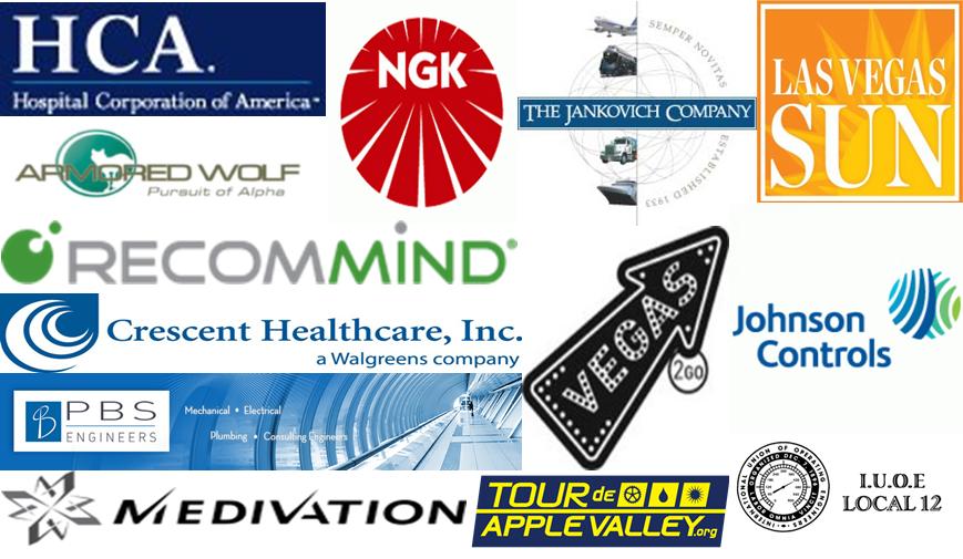 USPROTECH Client Logos